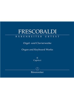 G. Frescobaldi: Organ And Keyboard Works - Volume II Books | Organ