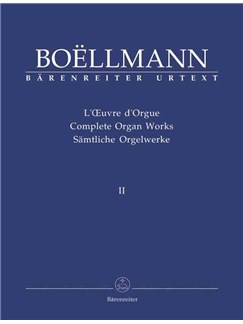 Léon Boëllmann: Complete Organ Works Book 2 Books | Organ