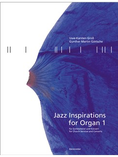 Jazz Inspirations For Organ 1: Popular Music For Church Services And Concerts Libro | Órgano