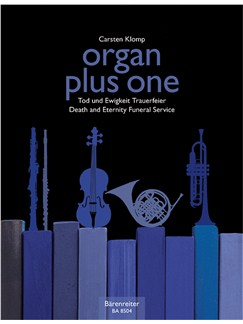Organ Plus One - Death And Eternity / Funeral Service Books | Organ, B Flat Instruments, C Instruments