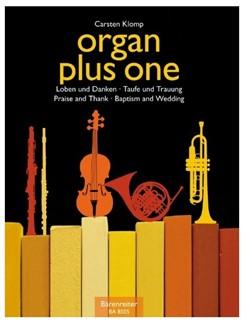 Organ Plus One: Praise And Thanks, Baptism And Wedding Books | Organ, Ensemble