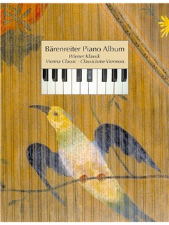 Bärenreiter Piano Album - Vienna Classic (Haydn, Mozart And Beethoven) Books | Piano