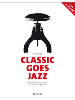 Jean Kleeb: Classic Goes Jazz Books and CDs | Piano