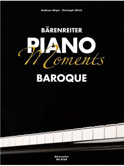 Piano Moments Baroque Books | Piano