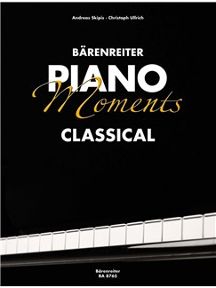 Piano Moments Classical Books | Piano