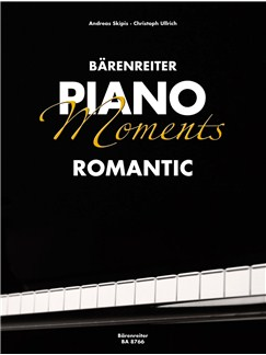 Piano Moments Romantic Books | Piano