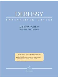 Claude Debussy: Children's Corner Books | Piano
