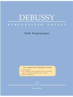 Claude Debussy: Suite Bergamasque Books | Piano
