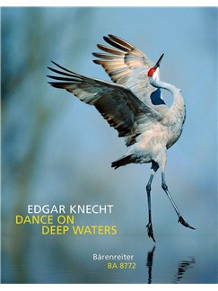 Edgar Knecht: Dance On Deep Waters For Piano Books | Piano