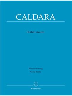 A. Caldara: Stabat Mater (Vocal Score) Books | Choral