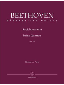 Ludwig van Beethoven: Streichquartette Books | String Quartet
