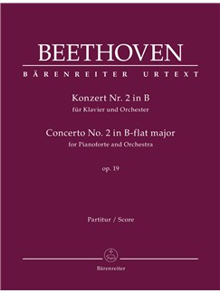 Concerto For Pianoforte And Orchestra No. 2 B-Flat Major Op. 19 Books | Piano, Orchestra