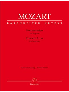 Concert Arias For Soprano Books | Piano