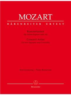 Concert Arias For Low Soprano & Contralto Books | Voice