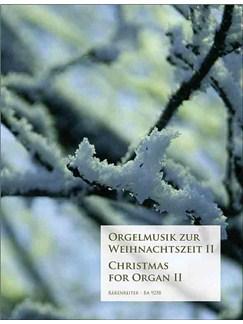 Andreas Rockstroh: Orgelmusik Zur Weihnachtszeit 2 Books | Organ