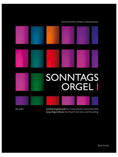 Sonntagsorgel - Volume II (Easy Organ Music For Church Services And Teaching) Books | Organ