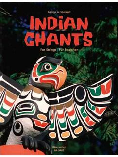 George Speckert: Indian Chants Books | String Quintet