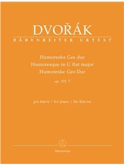 Antonin Dvorak: Humoreske Ges-Dur Books | Piano