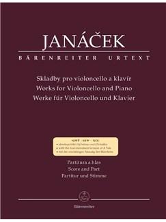 Leos Janácek: Works For Violoncello And Piano Books | Cello, Piano