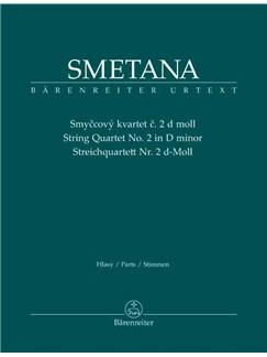 Bedrich Smetana: Streichquartett Nr. 2 Books | String Quartet