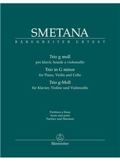 Bedrich Smetana: Trio Für Klavier, Violine Und Violoncello Books | Piano, Violin, Cello