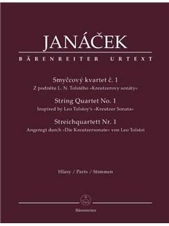 Leos Janácek: Streichquartett Nr. 1 Books | String Quartet