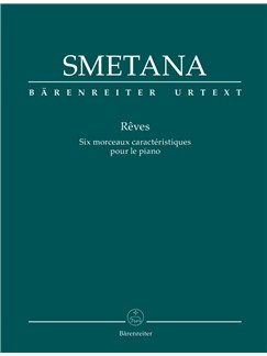 Bedrich Smetana: Dreams Books | Piano