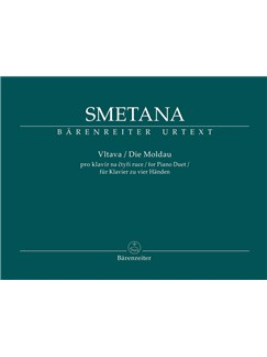 Bedrich Smetana: Vltava (The Moldau) Piano Duet Books | Piano Duet