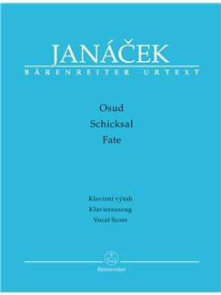 Leos Janacek: Osud (Fate) Vocal Score Books | Opera