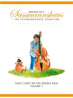 The Sassmannshaus Tradition: Early Start On The Double Bass - Volume 1 Books | Double Bass