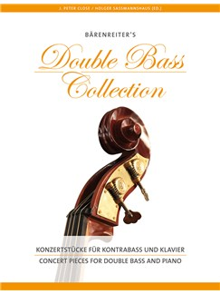 Concert Pieces For Double Bass And Piano Books | Double Bass, Piano Accompaniment