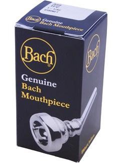 Bach: 349 1.25C Cornet Mouthpiece - Silver Plated  | Cornet