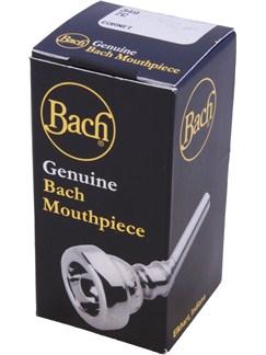 Bach: 349 7C Cornet Mouthpiece - Silver Plated  | Cornet