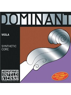 Thomastik: Dominant C 4th 4/4 - Medium Single Viola String  | Viola
