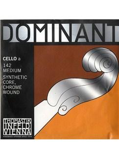 Thomastik: Dominant A 1st - Medium Cello String  | Cello