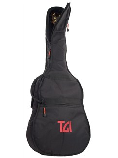 TGI: Transit Series Dreadnought Acoustic Guitar Gig Bag  | Acoustic Guitar