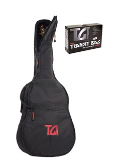 TGI: The Transit Bag - Acoustic Bass Gig Bag  | Acoustic Bass Guitar