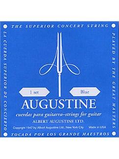 Augustine: Classic Blue Label Guitar Strings  | Classical Guitar