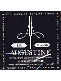 Augustine: Single SP 6th (Low E) Guitar String  | Guitar