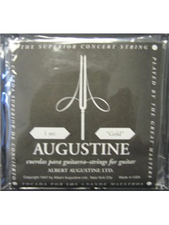 Augustine: Classical Guitar String Set  | Classical Guitar