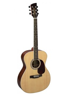 Brunswick: BF200 Folk Acoustic Guitar - Natural Finish Instruments | Acoustic Guitar