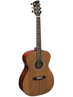 Brunswick: BF200M Folk Guitar - Mahogany Instruments | Acoustic Guitar