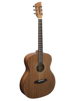 Brunswick: BF500M 500 Series Folk Solid Top Sapele Acoustic Guitar Instruments | Acoustic Guitar