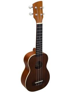 Brunswick: BU4S Soprano Ukulele - Mahogany Instruments | Ukulele