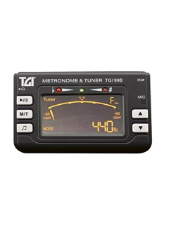 TGI: Chromatic Tuner And Metronome TGI-99B  |
