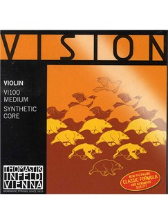 Thomastik: Vision Set  | Violin
