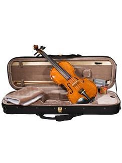 Hidersine: Piacenza 4/4 Violin Outfit - Finetune Pegs Instruments | Violin