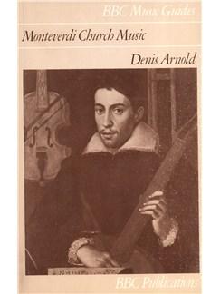 Monteverdi: Church Music Books  