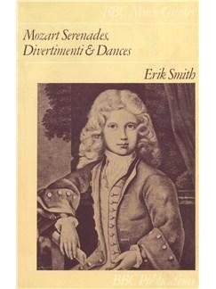 Mozart: Serenades, Divertimenti And Dances Books |