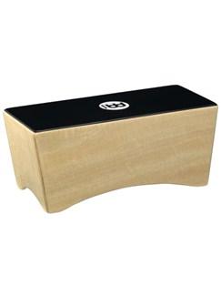Meinl: Snare Bongo Cajon - Natural/Ebony Black Instruments   Cajon